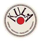 Kula Cafe logo at Marylebone
