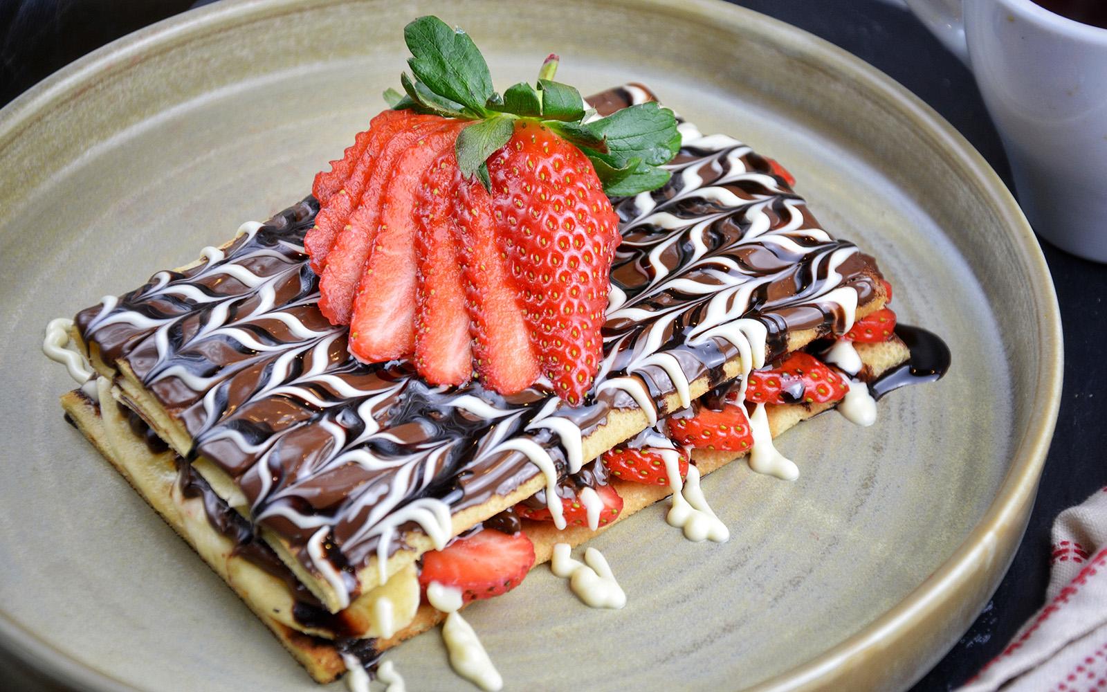 dessert marylebone