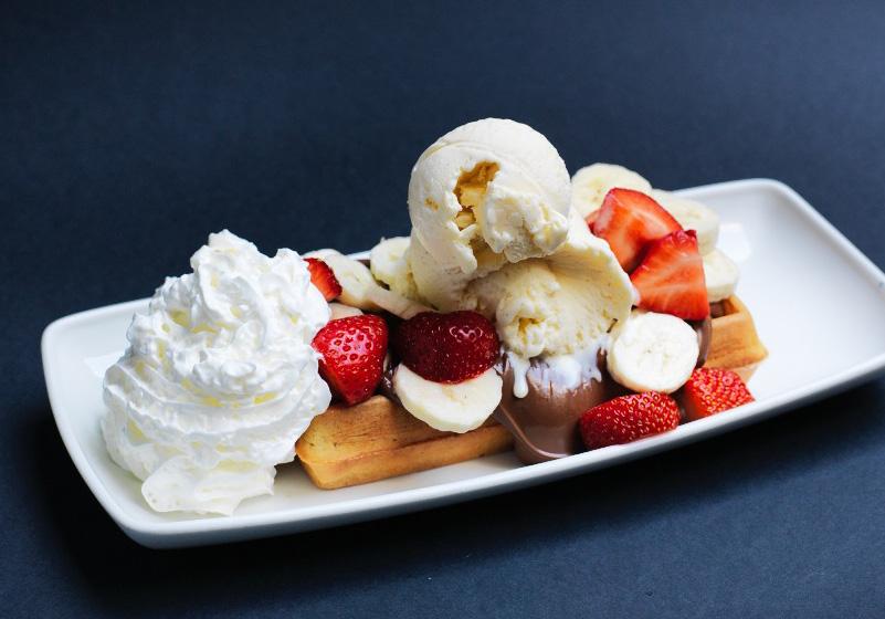 waffle marylebone
